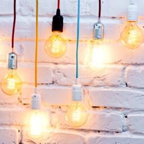 Mini-Pendelleuchte Bulb Attack UNO S1