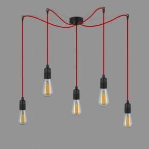 KONFIGURIEREN Sie Ihre Lampe! Spider Kaskaden-Hängeleuchte Bulb Attack S5 Cero Basic Uno Plus