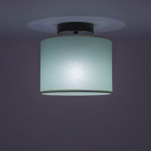 Trommel-Deckenlampe Sotto Luce TAIKO 1 CP 20cm - 19 Farben