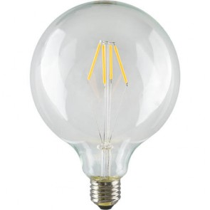 Vintage Dimmbar Retro LED Leuchtmittel - Industry Globe L A+