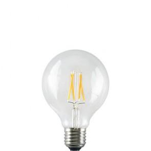 Dekorativ LED Edison Glühbirne - E27 4W A+ Retro Style Globe S