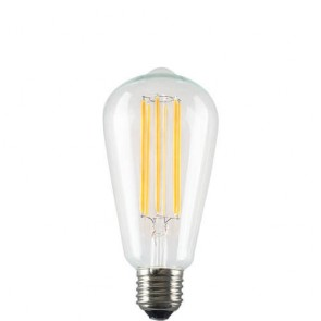 Vintage LED Retro Leuchtmittel - Squirrel Cage A+