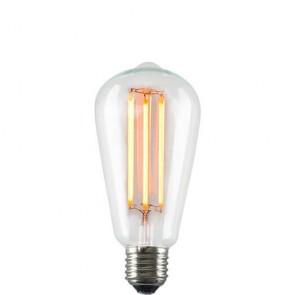 Decorative Dimmable Marine LED Filament Light Bulb E27 6,5W on