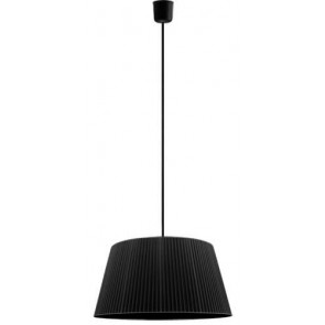 Sotto Luce UME Elementary 1/S black pendant lamp