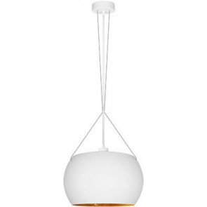Sotto Luce MOMO Elementary 1/S pendant lamp black/opal