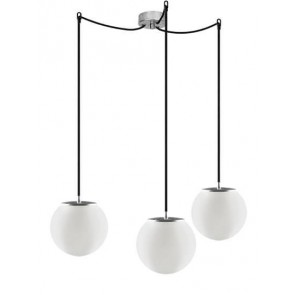 Sotto Luce TSUKI Elementary 3/S pendant light fitting
