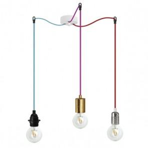 KONFIGURIEREN Sie Ihre Lampe! Dreifache-Hängeleuchte Bulb Attack 3 Cero Basic, Uno Plus