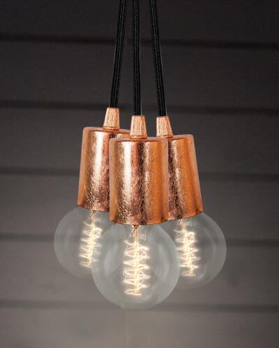Modern Pendelleuchten Bulb Attack Cero