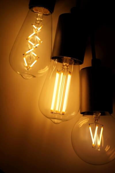 Dekorativ LED Edison Glühbirnen - E27 40W Retro Vintage Industry Style