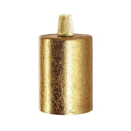 Bulb Attack Cero E27 lamp holder E27 - gold