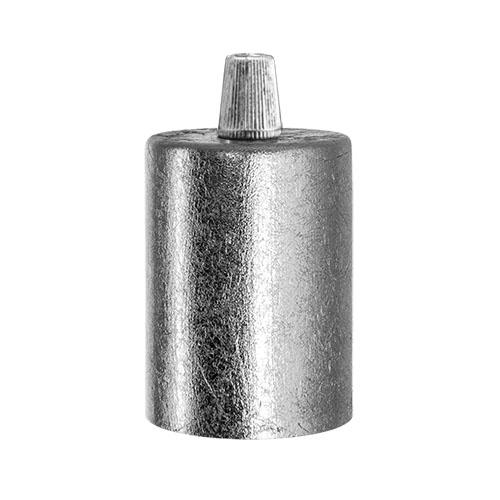 Bulb Attack Cero E27 lamp holder E27 - silver
