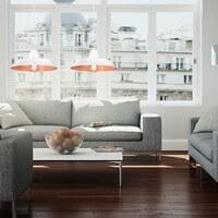 Designer Pendellampe Bulb Attack Cinco mit Metall-Lampenschirm