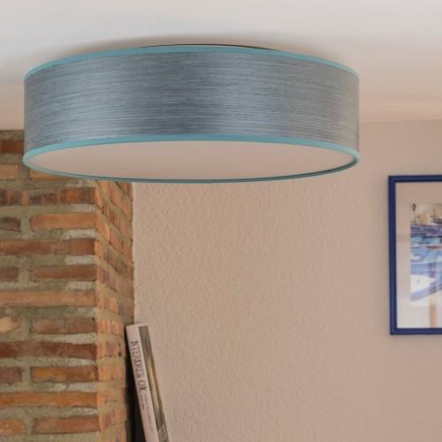 Deckenleuchte Bulb Attack Ocho 1C L blau