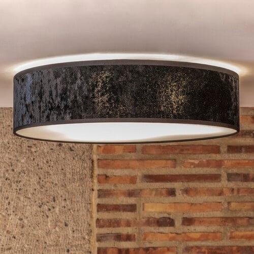 Bulb Attack Quince Deckenlampe - schwarz