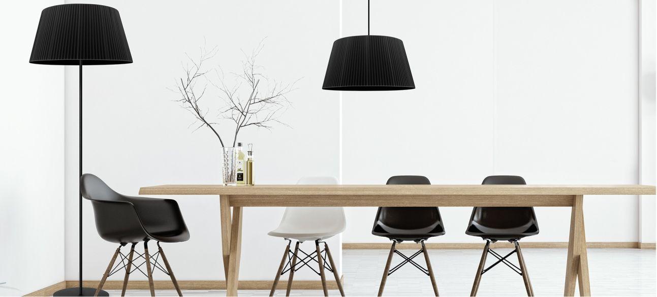 Tischleuchten und Stehlampen Sotto Luce Kam