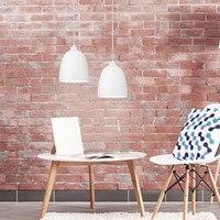 Günstige Pendelleuchte Sotto Luce Awa Elementary mit Glas-Lampenschirm, dekorativem Textilkabel und Deckenrosette.